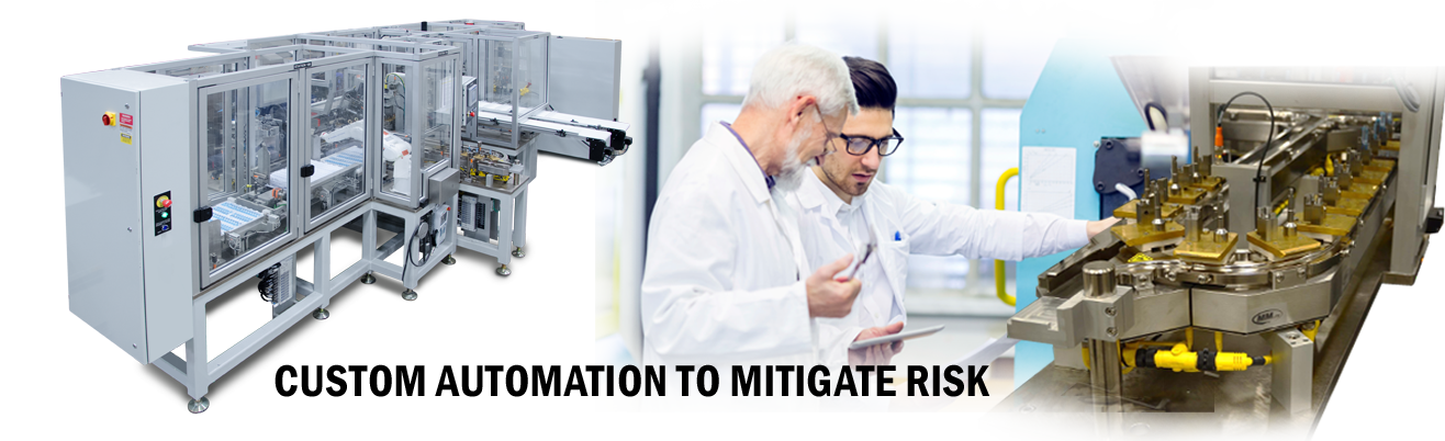 Custom Automation Mitigate Risk Banner